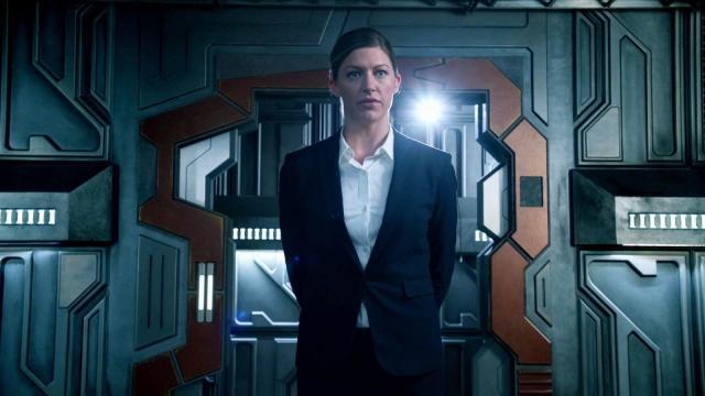 Leyendas del mañana de DC: Todos saben que Ava es un robot