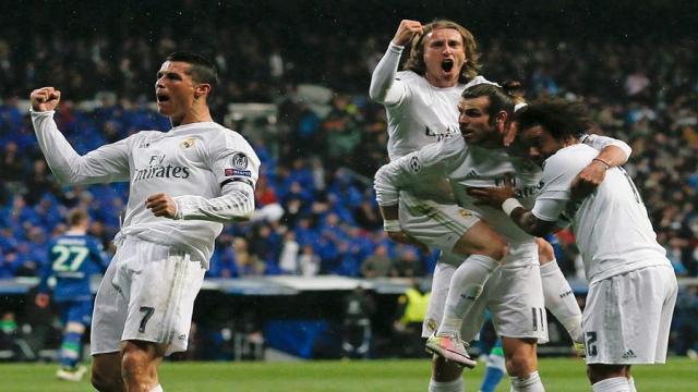 Liga de Campeones: ¿Real en el camino para un triple histórico?