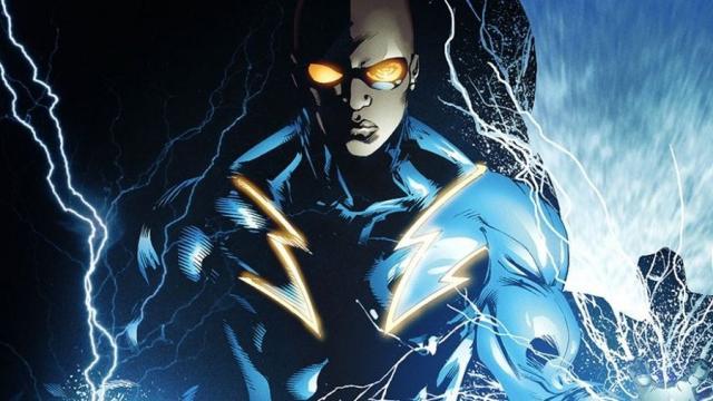 Black Lightning finalmente dejó caer una gran referencia de versos de flechas