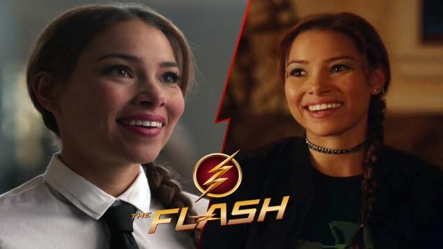La chica misteriosa de Flash y las teorías que podrían explicar su identidad