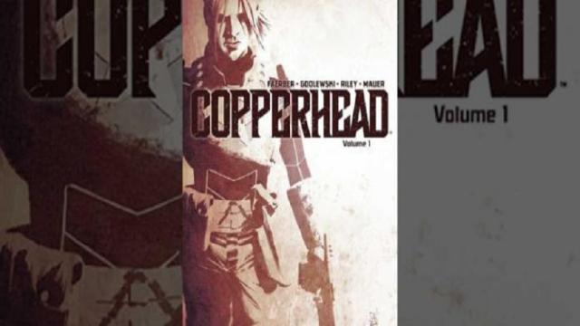 Copperhead Vol. 2: escape en el desierto