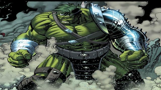 Como la segunda guerra mundial Hulk II eclipsa el original