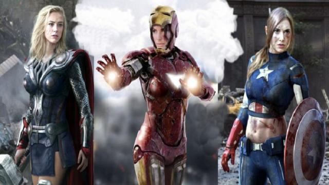 Batman Beyondcé: celebridades reinventadas como superhéroes
