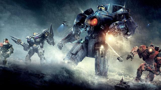 4 razones por las cuales Pacific Rim es mejor que Transformers