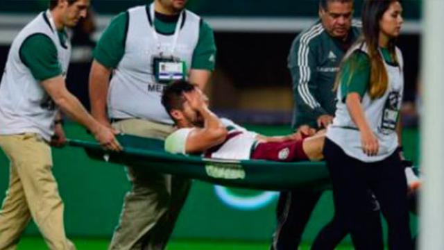 Confirmado el diagnóstico de recuperación de Araujo y Salcedo