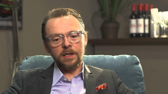 Simon Pegg: la comercialización deficiente dañó la taquilla de Star Trek Beyond
