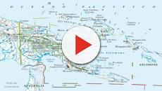 Violentissimo terremoto in Nuova Britannia, allerta tsunami