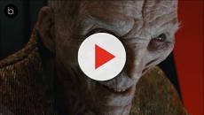 Star Wars IX : La réaction d'Andy Serkis à la mort de Snoke !