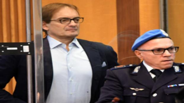 Matteo Cagnoni e il suo show in tribunale: le prove però lo inchiodano