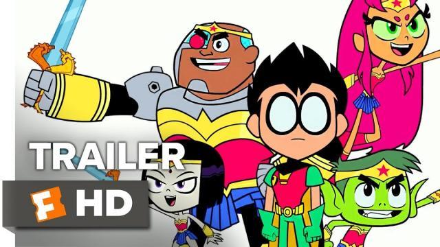 Lil Yachty es Green Lantern en el trailer de la película 'Teen Titans Go'