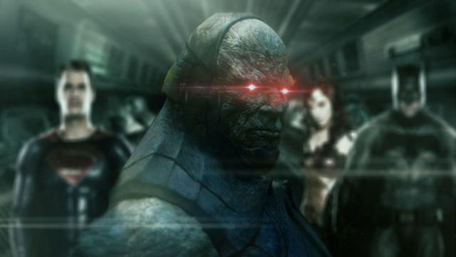 Darkseid se une a la Liga de la Justicia