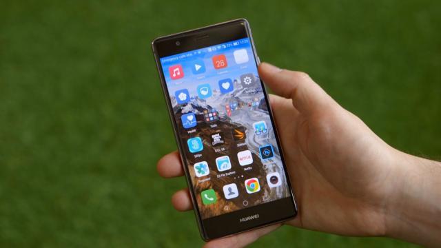 Huawei lanza teléfonos inteligentes P20 al mercado de las comunicaciones