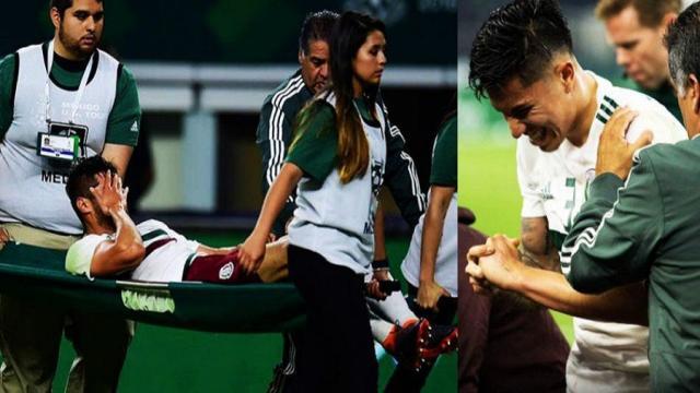 Atención: Néstor Araujo de México, Carlos Salcedo se somete a cirugía