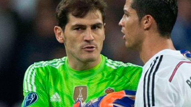 Iker Casillas y Cristiano Ronaldo podrían jugar en la Premier League