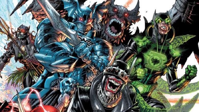 DC Comics: el final del 'Dark Nights: Metal' es épica pero defectuosa