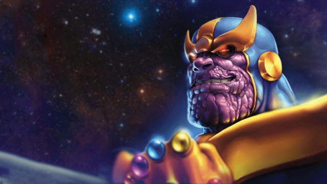 Cómo se siente Falcón por tener que luchar contra un titán como Thanos