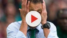 No le llenaron el ojo a Osorio y estarían fuera del Mundial
