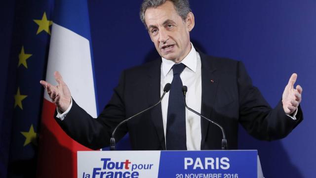 Nicolas Sarkozy enfrentará juicio por corrupción y tráfico de influencias