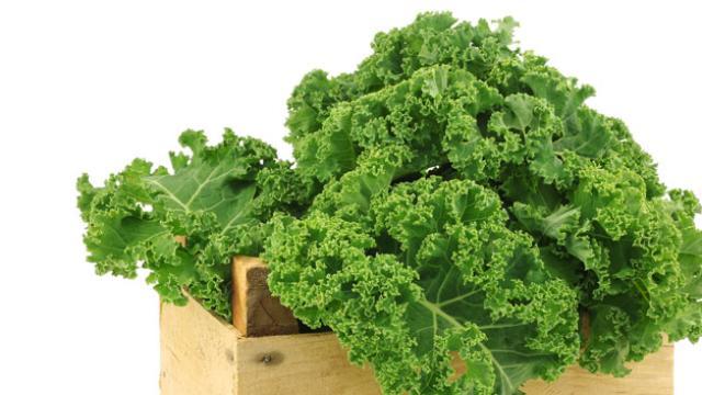 Beneficios para la salud de la Kale