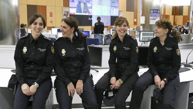 Competencia máxima de la policía penitenciaria