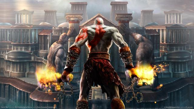 'God of War:' El origen de Kratos