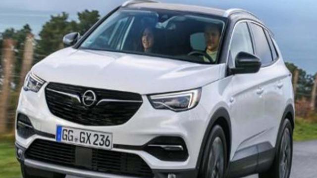 Opel: arriva il SUV Grandland X Ultimate