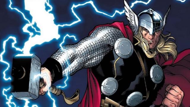 Armas de la DC que son más poderosas que el martillo de Thor