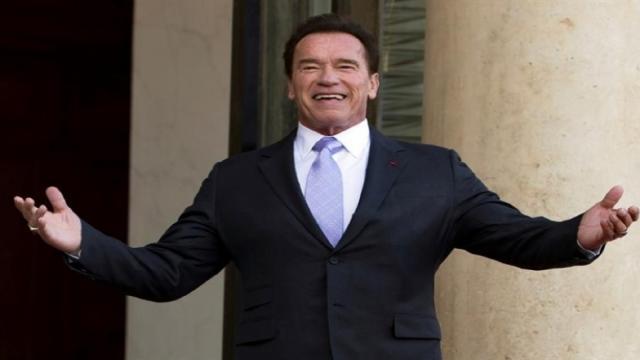 Arnold Schwarzenegger tras una operación de corazón abierto dijo: