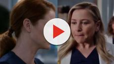 Two major 'Grey's Anatomy' characters are on their way out