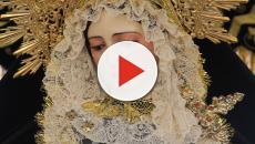 Rito pasquale a Sulmona: 'Madonna che scappa'
