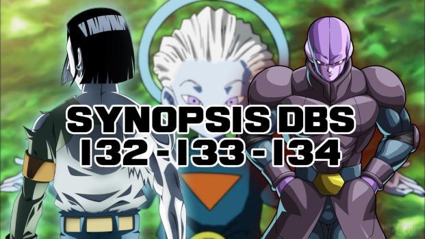 Dragon Ball Super 132/133/134: Le tournoi reprend, C-17 doit briser sa coquille!