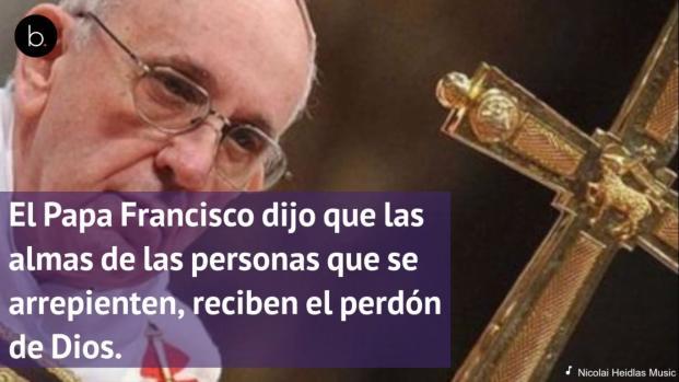 """""""El infierno no existe"""", dijo el Papa, ¿pero, por qué lo mencionan en la Bibila?"""