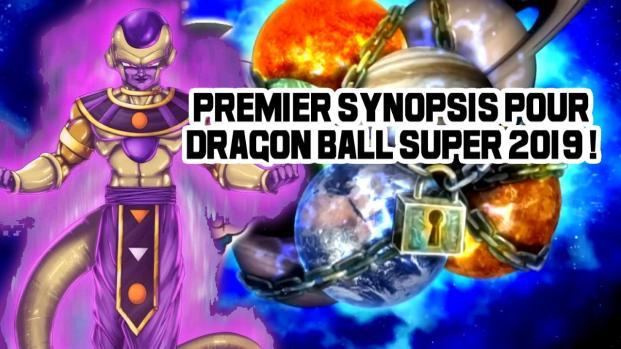 Dragon Ball Super de retour en 2019 ! La conquête inarrêtable de Freezer !