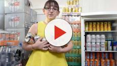 Entenda o drama da garota que toma 30 latas de energético por dia