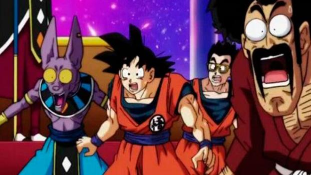 Dragon Ball Super 132, 133, 134: ¡El torneo se reanuda!