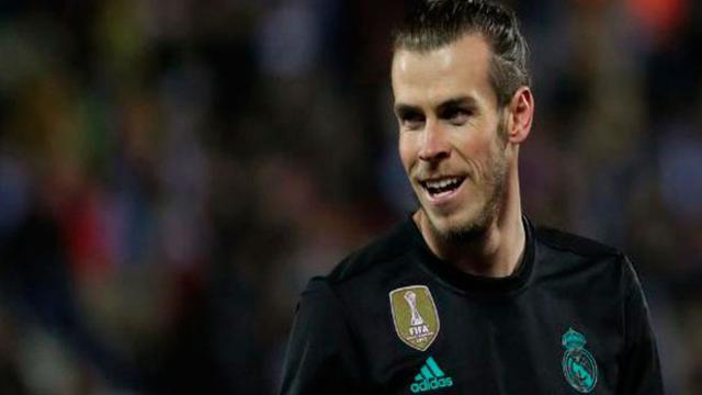 Gareth Bale tiene un pie fuera del Real Madrid