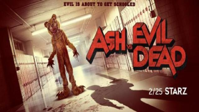 Ash vs Evil Dead - Temporada 3, Episodio 4: la sierra malvada.