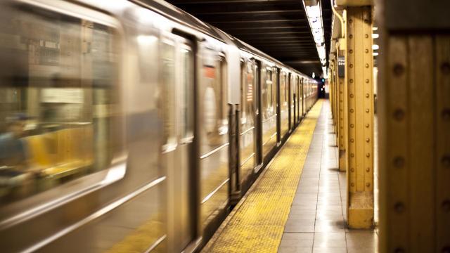 El metro de Nueva York está en mal estado