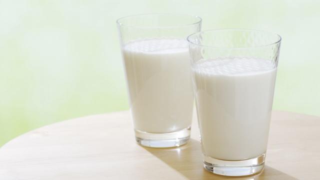 ¿La leche sin lácteos es mala para la salud de su hijo?