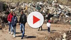 Rigopiano: a Pasquetta turisti in cerca di souvenir