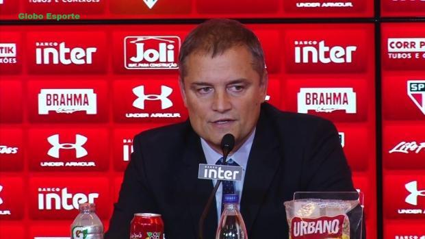 Depois de uma semana de treinos, Aguirre muda o São Paulo para pegar o Furacão
