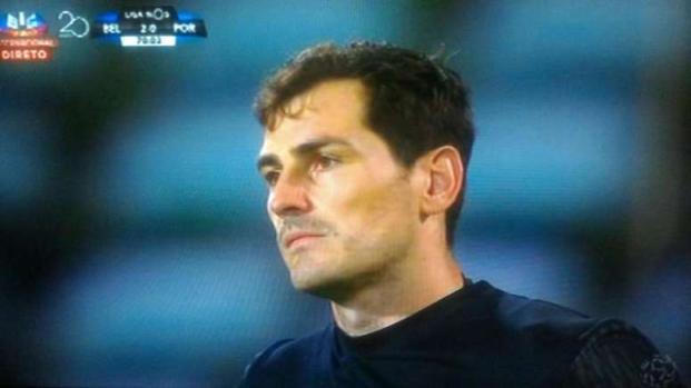 Iker casillas juega su partido numero mil
