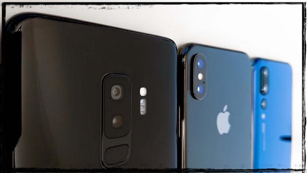Galaxy S9, P20 o iPhone X? La scelta giusta è un'altra