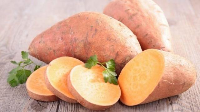 Batatas dulces: beneficios para la salud