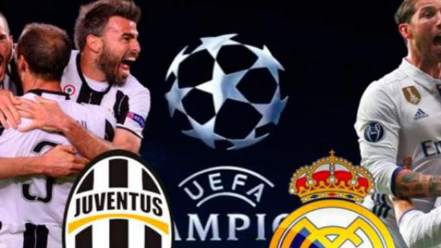 Previa Champions League: Juventus - Real Madrid en duelo de titánes