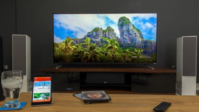 Televisores Samsung: solución de un cable con modo invisible y baja latencia