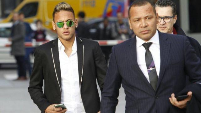Mercado: ¡El fuerte mensaje del padre de Neymar en el Real Madrid!