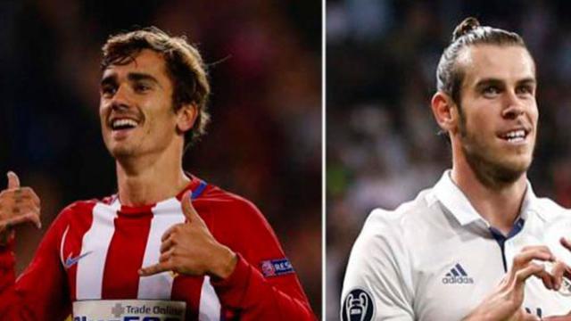 Gareth Bale, Morata y Griezmann son noticia en el Real Madrid