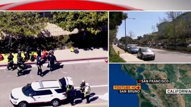 Shooter at YouTube headquarters was disgruntled content creator