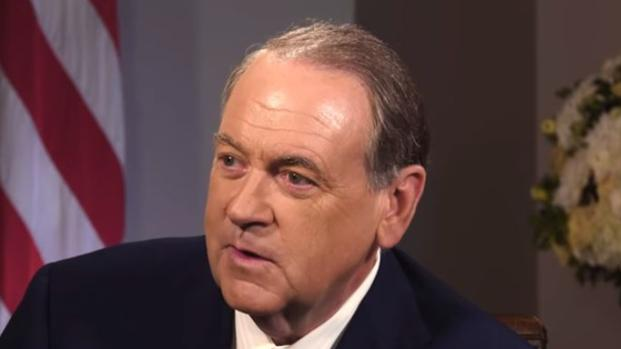 Arkansas Gov. Mike Huckabee compares colonoscopy to Russia investigation